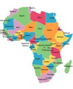 Afrikai országok