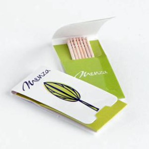 toothpick box, toothpick and match holder, advertising toothpicks, printed toothpicks, printed toothpick boxes, custom toothpicks, toothpick producer