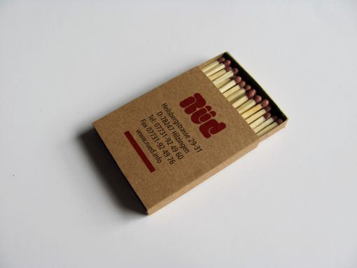 gastro marketing-match-box of matches-pickinfo-eco product-pm30